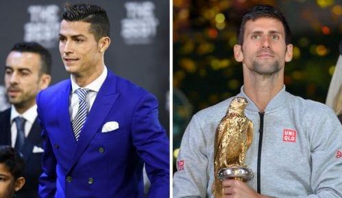 Ronaldo najplaćeniji, Đoković šesti 6