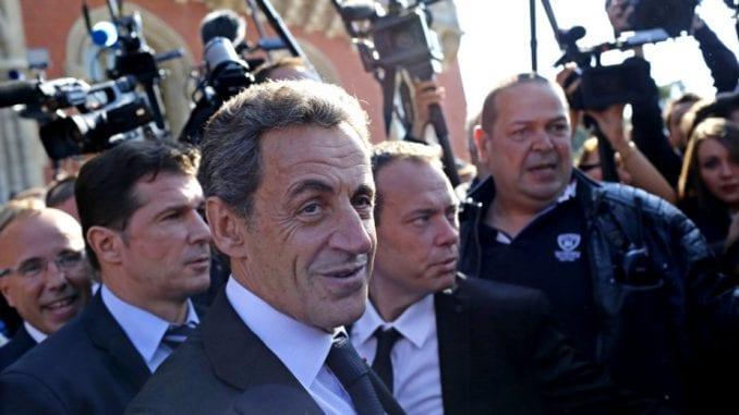 Istorijsko suđenje bivšem francuskom predsedniku Sarkoziju 2