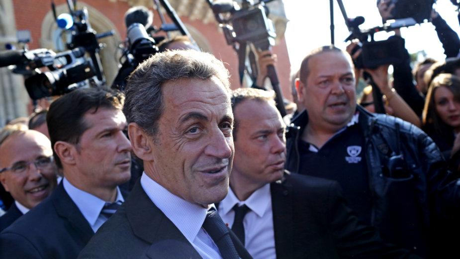 Sarkozi negirao korupciju na suđenju 1
