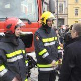 Vozila za policiju i vatrogasce u Zrenjaninu 12