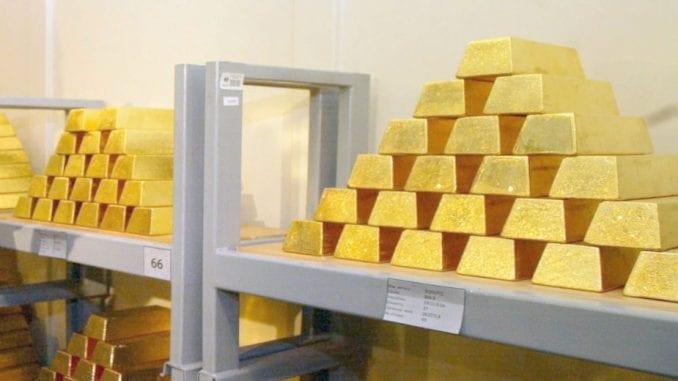 """""""Vučićeve"""" zlatne poluge NBS će morati da kupi u inostranstvu 2"""