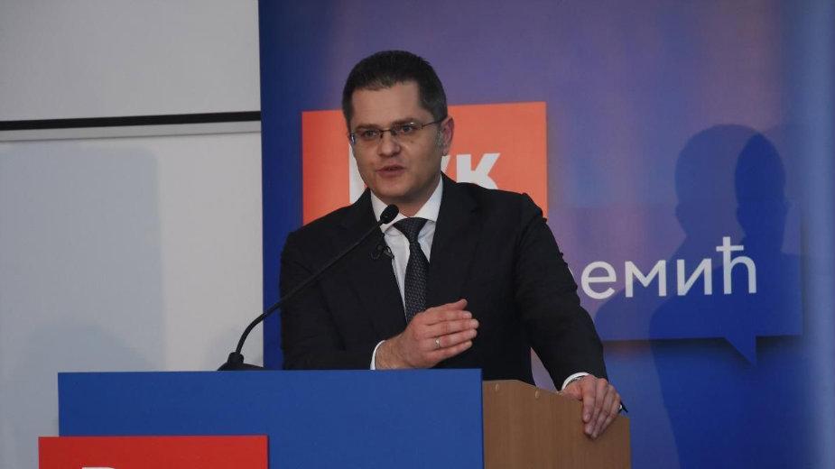 RIK potvrdio kandidaturu Jeremića 1