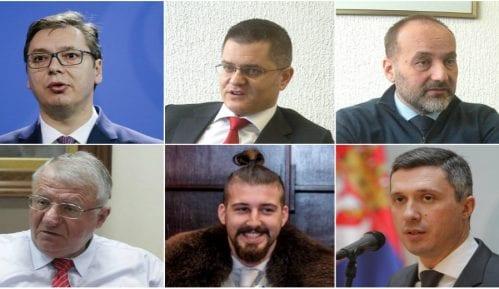"""Beli bi mogao da ugrozi Vučićevu ubedljivu pobedu"" 5"