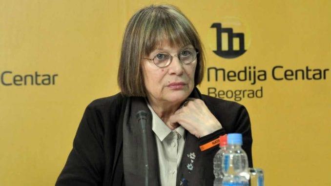 Kandić: Srbija ni devedesetih nije bila ovoliko tamna 1