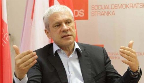 Tadić: Podrška Jankoviću ako uđe u drugi krug 2