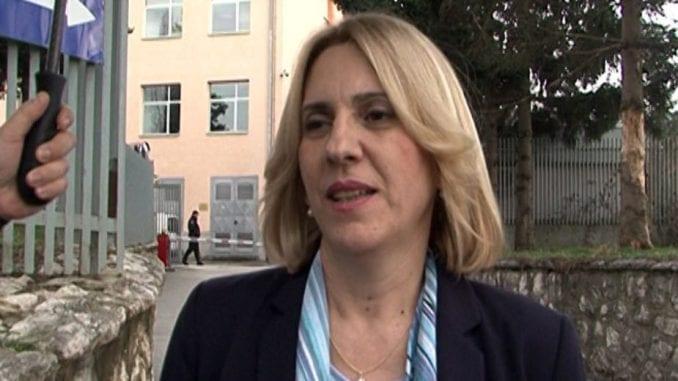 Cvijanović dala izjavu Tužilaštvu zbog referenduma 1