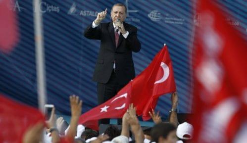 Austrija ne želi Erdoganove mitinge 12