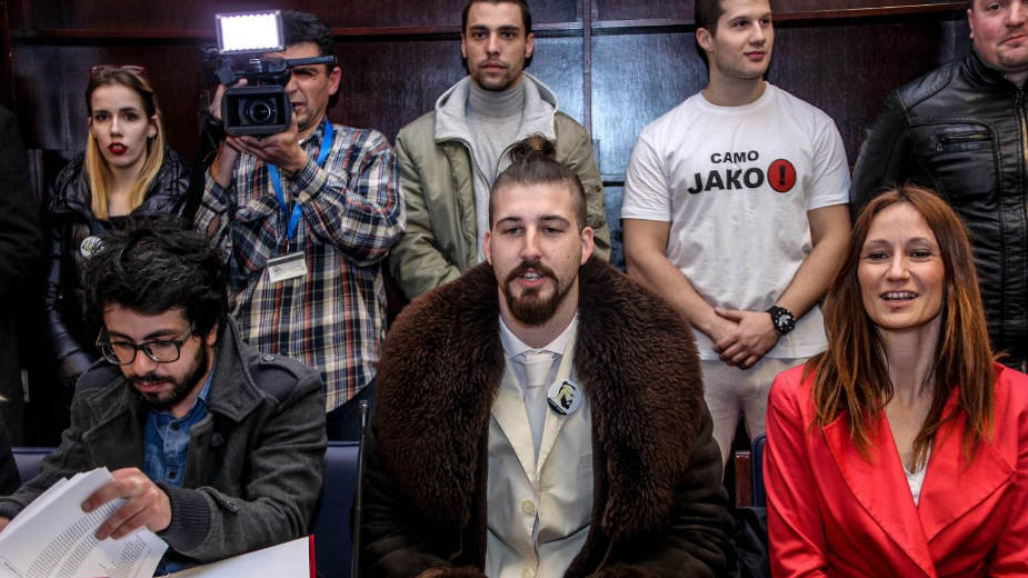 Gde je i šta radi danas Luka Maksimović Beli? 2
