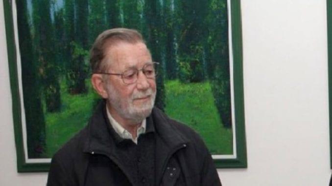 Preminuo slikar Hilmija Ćatović 1