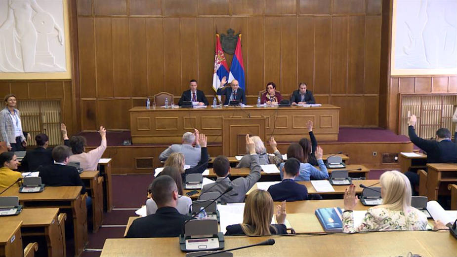RIK proglasio kandidature Stamatovića, Čanka i Parovića 1