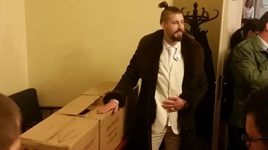 Beli Preletačević 11. kandidat za predsednika 1