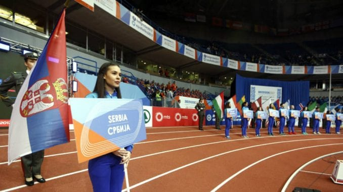 Srbija domaćin Svetskog dvoranskog prvenstva u atletici 2022. godine 1