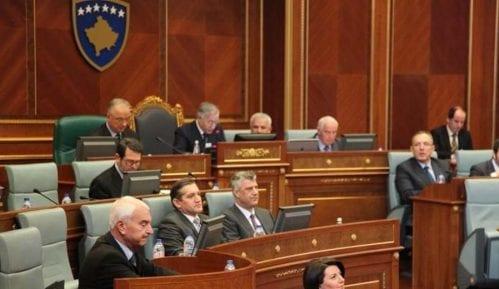 Na čelu Skupštine Kosova Glauk Konjufca, iz Samopredeljenja, a sa Srpske liste Slavko Simić 14