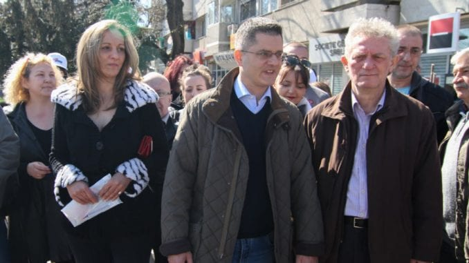 Jeremić: Odluka SZS o bojkotu je konačna 1