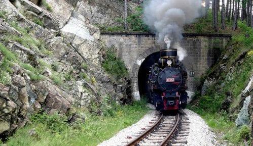 """Letnji red vožnje voza """"Nostalgija"""" na Mokroj Gori 11"""