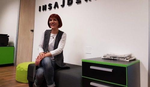 Danica Vučenić se vratila u novinarstvo 13