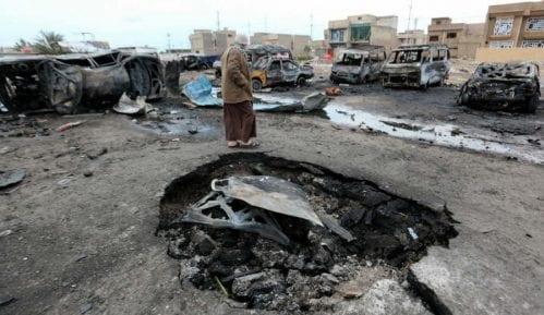 Devet žrtava tuče i požara u Bagdadu 14