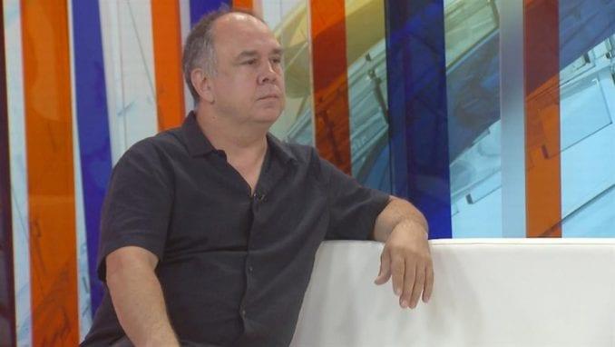 Glumac Svetisalv Goncić predsednik Upravnog odbora Narodnog pozorišta 1
