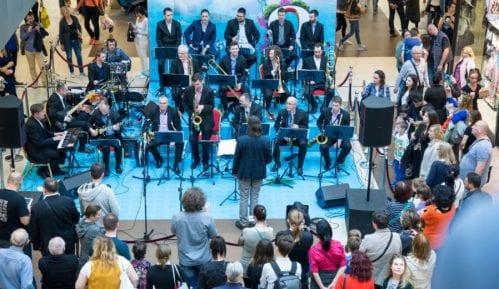 RTS Big band otvorio proslavu 8. rođendana Ušća 6