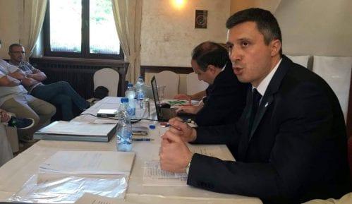 RIK: Proglašena kandidatura Boška Obradovića 13