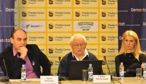 Demostat: Vučić 57 odsto, Beli tri odsto 6