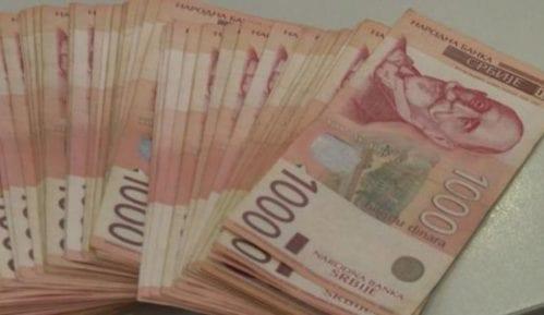 Na kraju marta suficit republičkog budžeta 15,8 milijardi dinara 9