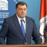 Dodik: Podle namere Mektića 15