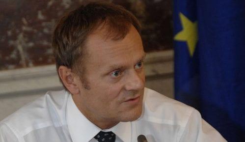 Tusk: Velika Britanija dobrodošla na evropskim izborima 12