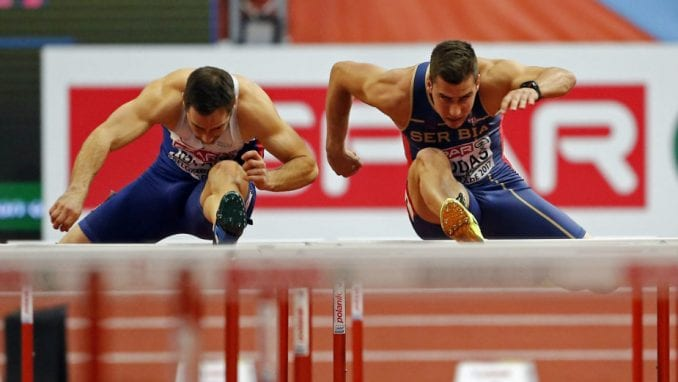 Finale Kupa Srbije u atletici: Trijumf Crvene zvezde 1