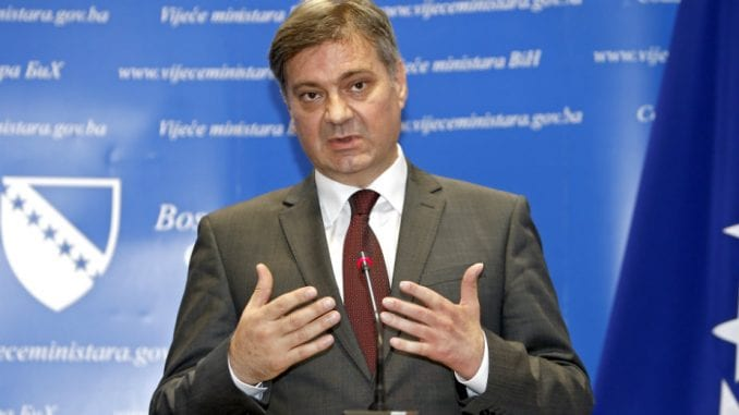 Zvizdić: Plenković da prestane da se meša u poslove BiH 3