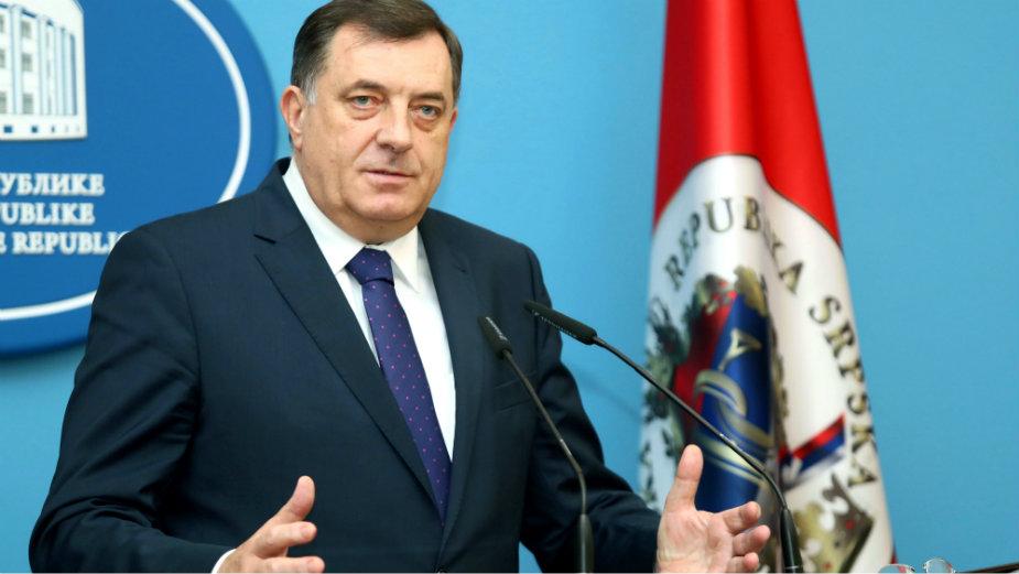Dodik: Za srpski narod je najbolje moćan lider 1