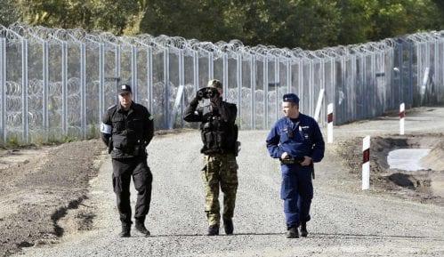 Mađarska: Pritvor za tražioce azila 14
