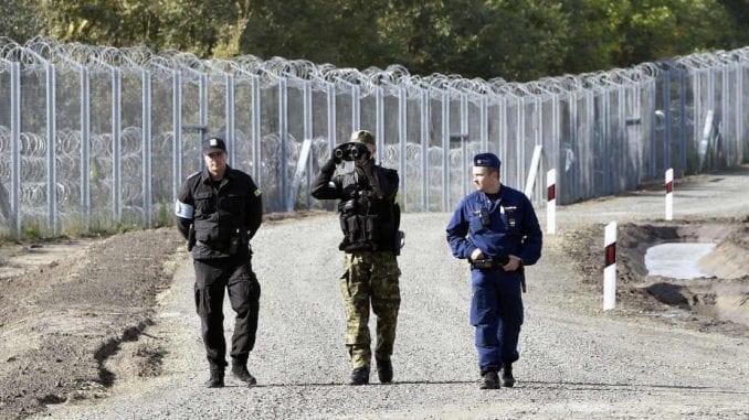 Mađarska: Pritvor za tražioce azila 1