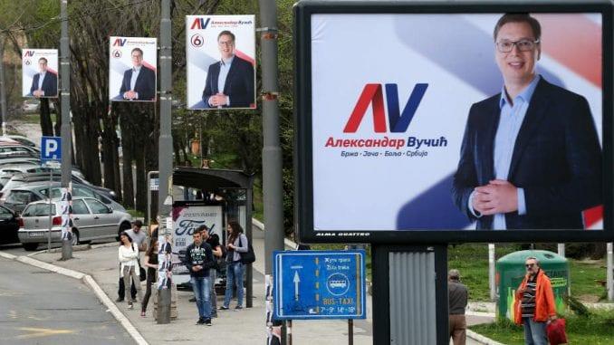 Hafington post: Vučićeva pobeda - udar na demokratiju 1