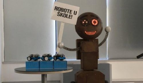 Dodeljeni roboti osnovnim školama 12