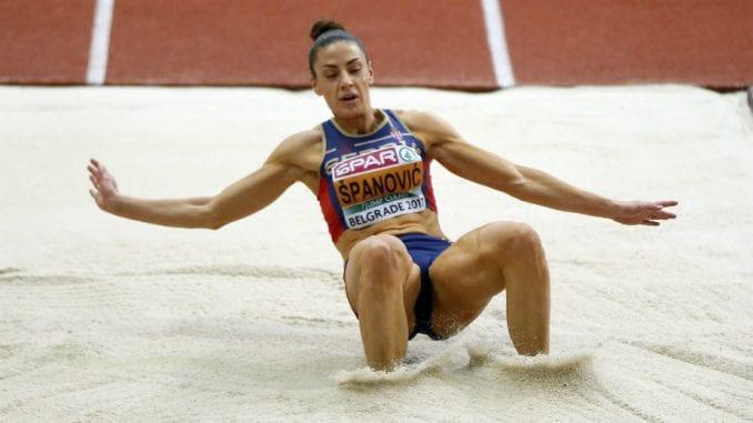 Atletsko prvenstvo: Ivana cilja zlato, ostali do finala 1