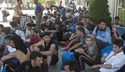 Arifi: U izbegličkom centru kapaciteti popunjeni 7