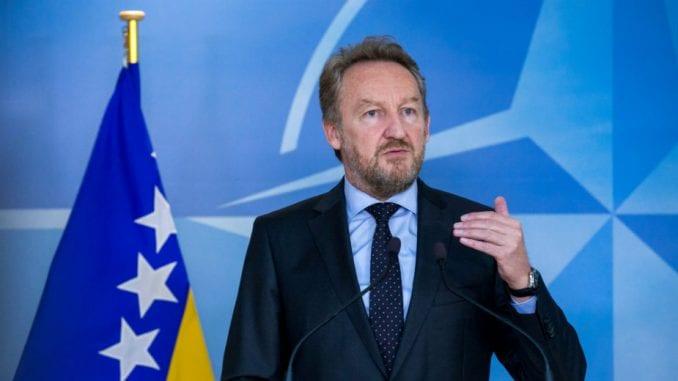 Izetbegović: Genocid je počeo u Krajini, a kulminirao u Srebrenici 1