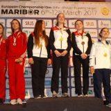Juniorke Srbije vicešampionke Evrope 7