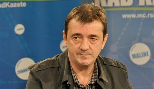 Slaviša Lekić podneo ostavku na mesto predsednika NUNS 2