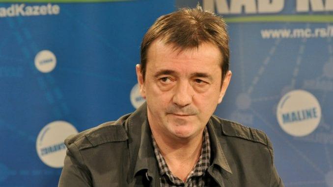 Slaviša Lekić podneo ostavku na mesto predsednika NUNS 1