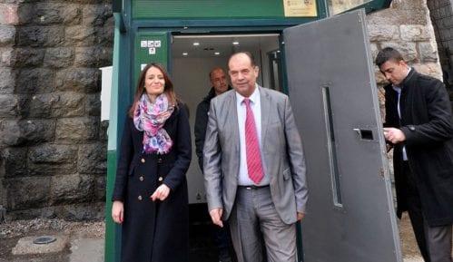 Ministarka pravde u Užicu otvorila lift bez upotrebne dozvole 14