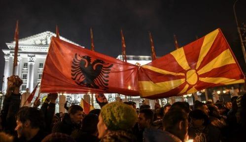 Makedonija proslavila poziv za ulazak u NATO 4