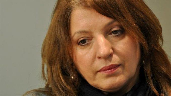 Mirjana Karanović počasna Sarajka 1