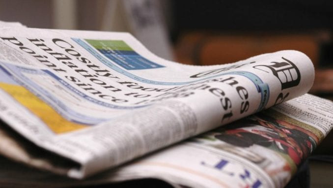 Vraća li se ugled štampanih medija među oglašivačima? 1