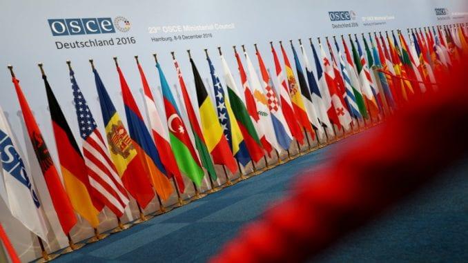 OEBS zabrinut zbog odluke Vlade Srbije o centralizaciji informisanja u vezi s pandemijom 2