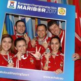 Prvo zlato za Srbiju, još jedno srebro na EP u Mariboru 4