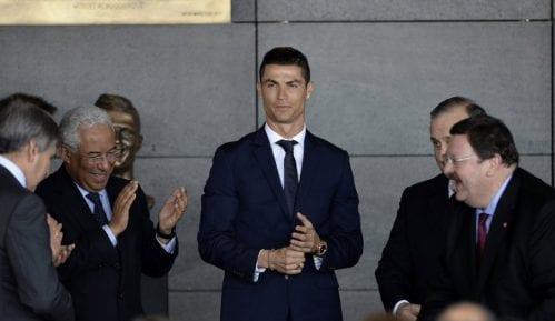"""Ronaldo """"dobio""""aerodrom 5"""