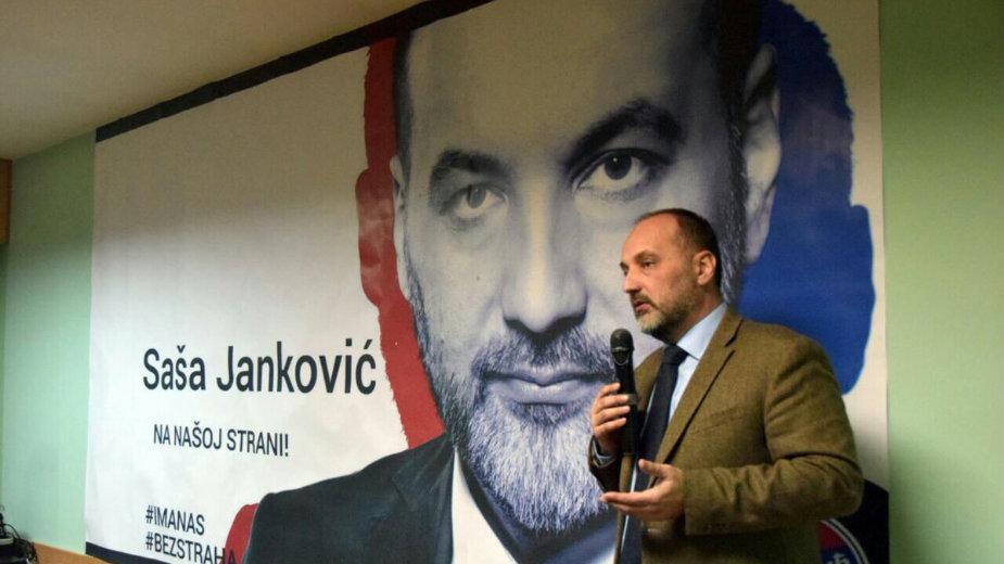 Saša Janković: Savetovali su mi da se približim Vučiću 1