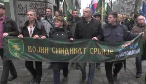 Vojni sindikat Srbije: Kolektivni ugovor ili ostavka 3